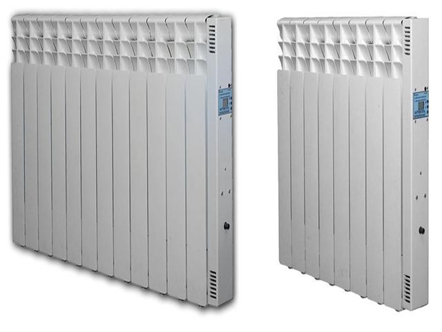 Электрорадиаторы отопления с терморегулятором