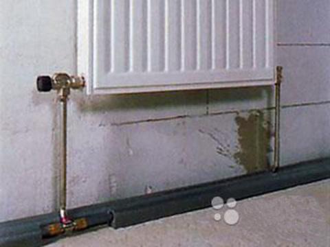 Как правильно подключить батареи отопления в квартире