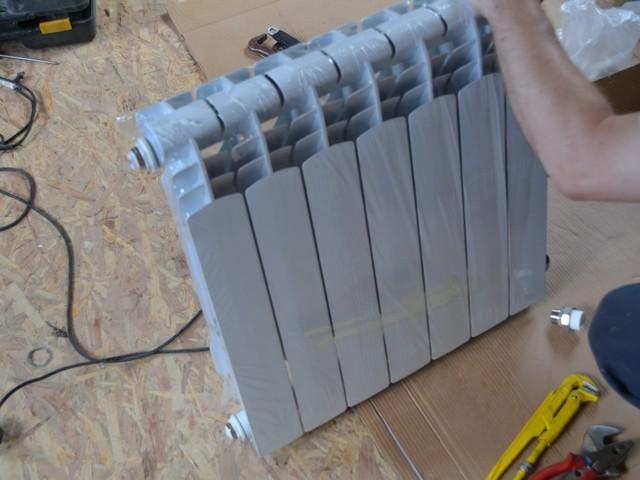 Коллектор для водяного теплого пола своими руками